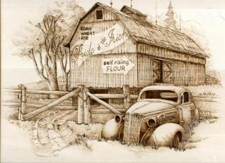 Check out and download these free advertising barn landscape check out and download these free advertising barn landscape patterns foxchapelpublishing woodburning pinterest free advertising pronofoot35fo Image collections