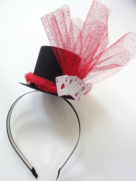 Something similar to this. Imagine the hat is just silver with black dots.