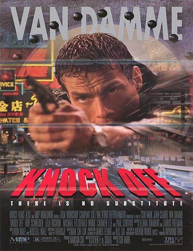 Knock Off Van Damme Jean Claude Van Damme Best Action Movies