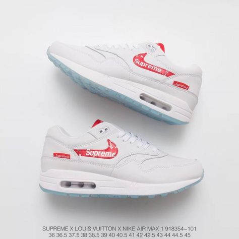 info for d5ab1 df064 918354 101 Sneaker Bespoke Division Bespokeind Inspired To Create The Nike  Air Max 1 Supreme X