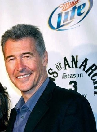 Randolph Mantooth W Wife Kristin Connors Left At Sons Of Anarchy Prem
