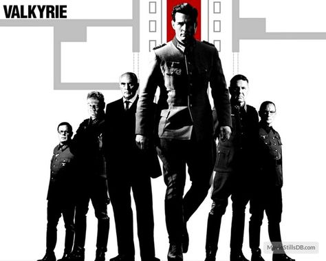 Valkyrie - Wallpaper with Tom Cruise & Kenneth Branagh