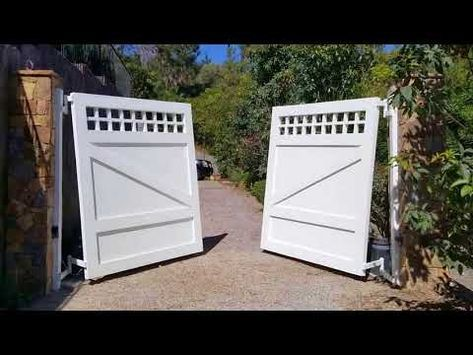 Pacific Palisades Swing Gate Mulholland Security Los Angeles