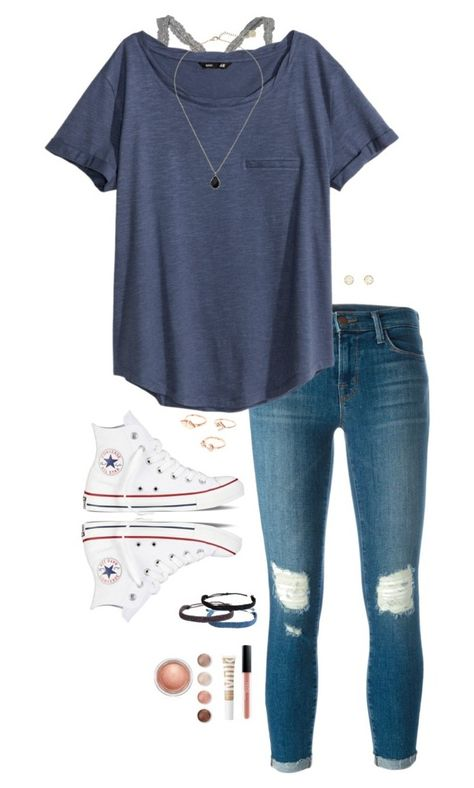 How to wear fall fashion outfits with casual style trends Simple Outfits For School, Cute Teen Outfits, Teenage Girl Outfits, Cute Outfits For School, Cute Comfy Outfits, Teen Fashion Outfits, Casual Summer Outfits, Cool Outfits, Summer Outfits With Converse