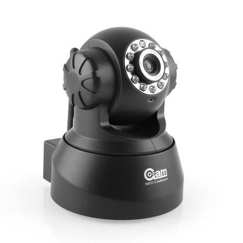 IP Überwachungskamera mit Funk und Wlan Funktion
