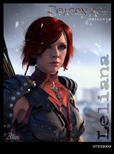 Dragon Age: Origins ~ Leliana