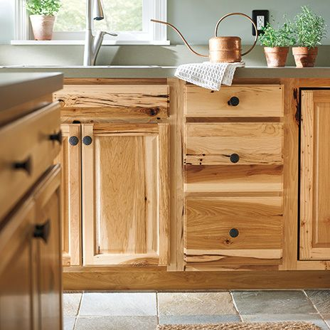 Diamond Now Denver 24 In W X 30 In H X 12 In D Natural Corner Wall Stock Cabinet Lowes Com Outdoor Kitchen Cabinets Hickory Kitchen Cabinets Outdoor Kitchen Appliances