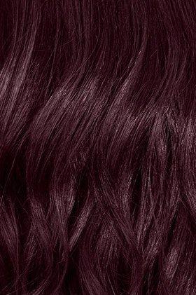 Trieste Red Hair Color Deep Reddish Mahogany Brown Hair Dye Hair Color Mahogany Hair Color Burgundy Hair Color Dark