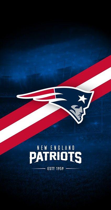 New England Patriots Iphone 6 7 8 Wallpaper New England Patriots New England Patriots Wallpaper England Patriots