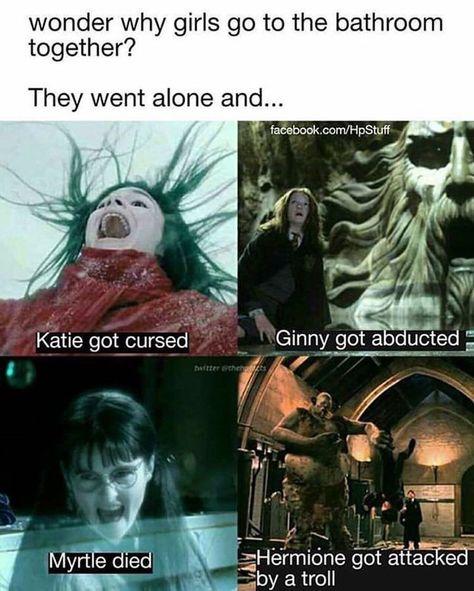 Lustige Harry Potter Bilder⚡️