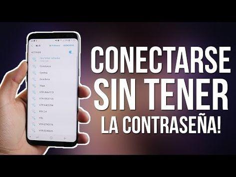 Como Descifrar Clave De Red Wifi De Los Vecinos Rapido Youtube Como Tener Internet Trucos Para Android Trucos Para Celulares