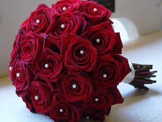 اجدد صور بوكيهات ورود جديدة 2017 اجمل خلفيات صور ورد رومانسية جميلة جدا صور اجمل بوكيه و Wedding Flower Pictures Red Wedding Flowers Red Rose Bridal Bouquet
