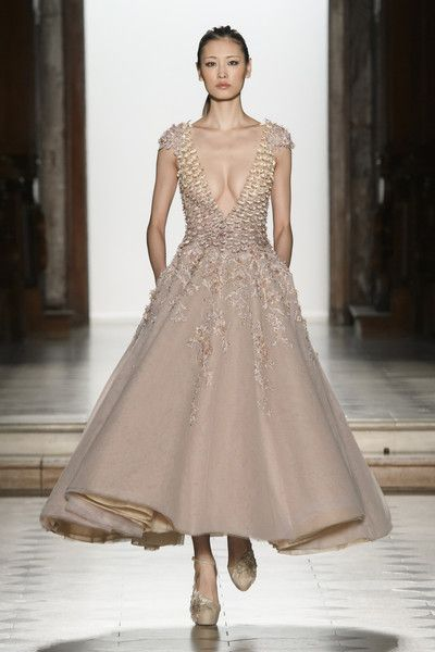 Tony Ward Couture Spring 2018 - Wedding-Worthy Couture Dresses for Spring 2018 - Photos