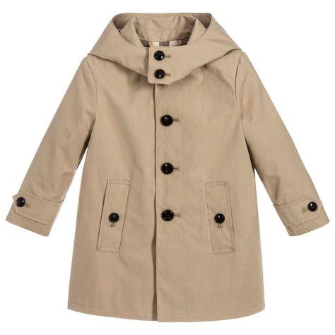 b3e81cb07 Baby Boys Cotton BRADLEY Coat