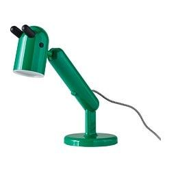 IKEA KRUX LED work lamp Safety tested and tamper proof to