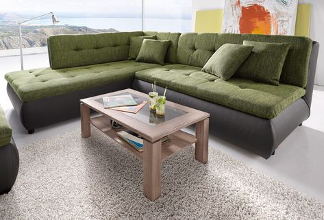hülsta sofa Polsterecke »hs450« mit kubischer Armlehne, Breite 294 - hülsta möbel wohnzimmer