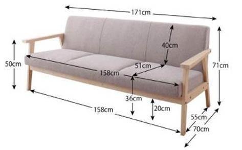 893 76 Simple Detachable Small Sofa Small Single Solid Wood Sofa Combinationfurniture Mebel Svoimi Rukami Derevyannyj Divan Mebel