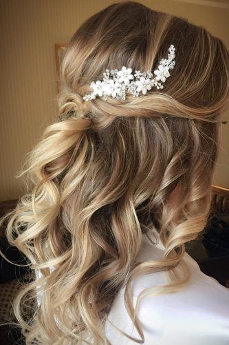 Wedding Guest Hairstyles 42 The Most Beautiful Ideas Wedding Forward Guest Hair Long Hair Styles Hair Styles