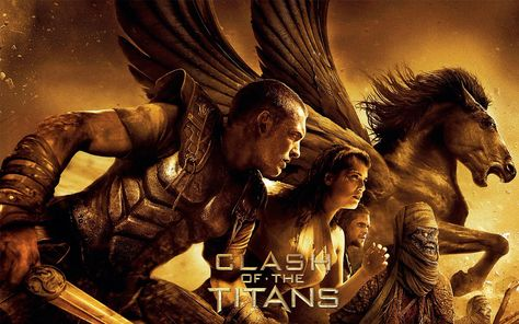 Clash of the Titans Gold by rehsup on DeviantArt