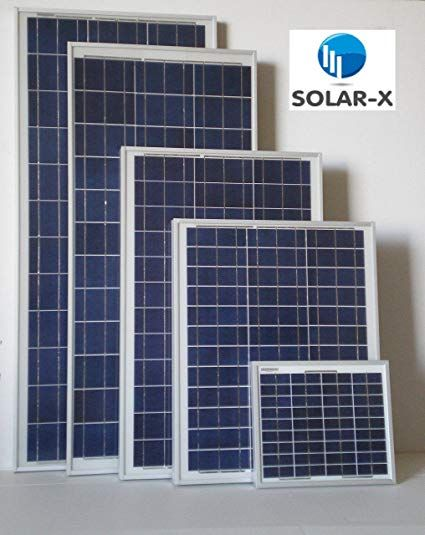 Replacement 45 Watt Solar Panel By Solar X Can Be Used To Replace The Kyocera Model Kc40 Bolt In Equiv Solar Panels For Home Best Solar Panels Solar Panels
