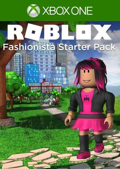 Roblox Outfits 200 Robux Roblox Fashionista Starter Pack Xbox One Xbox Live Key Europe Xbox Xbox Live Xbox One