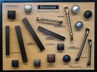 Berenson Decorative Hardware Displays | Cabinet Hardware, Adhesives,  Abrasives, Fasteners, Laminate,