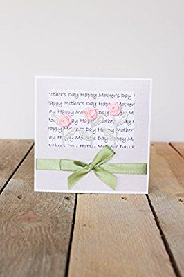 Amazon Com Flower Trio Mother S Day Card Fair Trade Handmade Blank Greeting Cards Office Products Mothers Day Cards Cards Mother Card