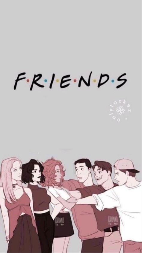 friends wallpaper