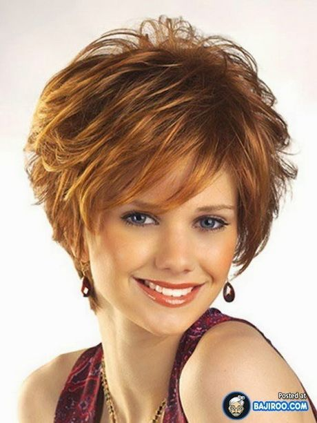 Short Hairstyles For 50 Year Olds Short Hair Styles Hair Styles Short Wavy Hair
