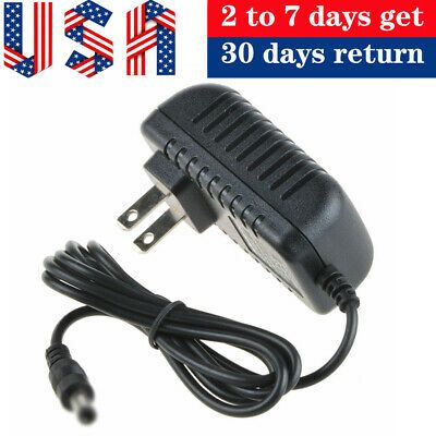 AC Adapter For PYLE PRO Wireless VHF Microphone System PDWM Series Power Supply