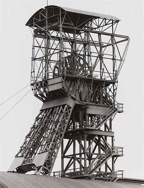 Bernd And Hilla Becher Colliery Bonifacius Essen D Colliery Ewald Fortsetzung Recklinghausen D Colliery Unser F Hilla Becher Selling Art Conceptual Artist