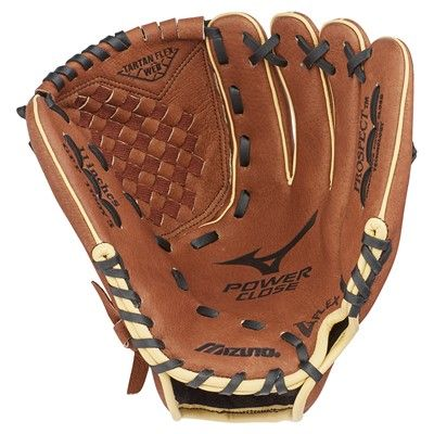 Mizuno Prospect Powerclose 11 Inch Youth Baseball Glove Gpp1100y3 Youth Baseball Gloves Baseball Glove Youth Baseball