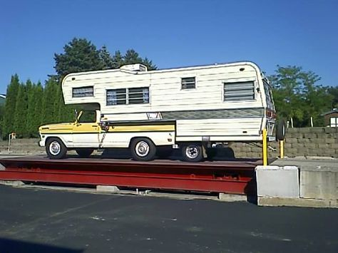 Coast Resorts Open Roads Forum: Truck Campers: My Guess is