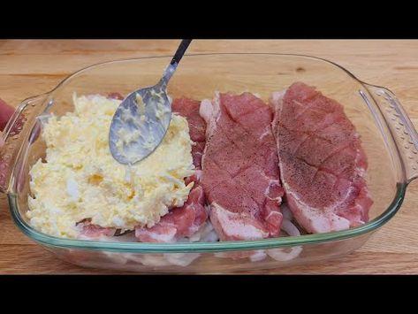 leckeres Fleischrezept, 10 Minuten Arbeit und fertiges wunderbares Abendessen #245