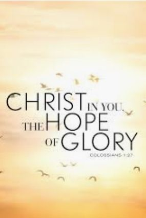Image result for image colossians 1:27