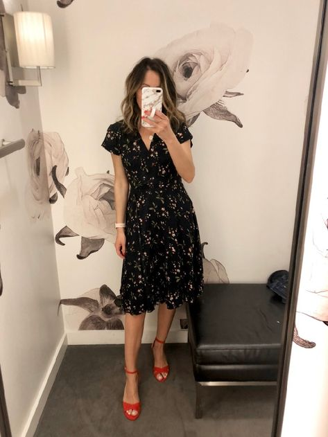 Fitting Room snapshots - (a ton of cute dresses too) Source by jessica_chanaga dress outfits
