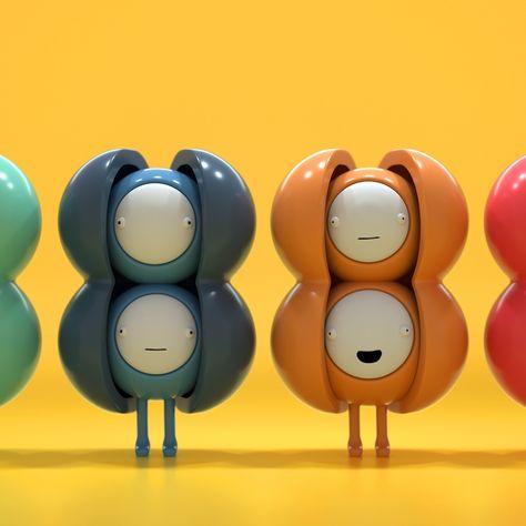 #jellylondon #mrkaplin #animation #animationstudio #3danimation #3D #digitaldesign