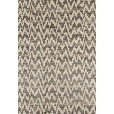 Art Carpet Troy Static Gray 9 Ft X 13 Ft Area Rug Area Rugs Rugs Black Area Rugs