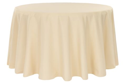 polyester 120 round tablecloth champagne in 2019 tables round rh pinterest com