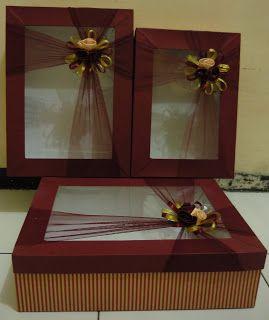 Souvenir Pernikahan Murah Kotak Hantaran Model Mika