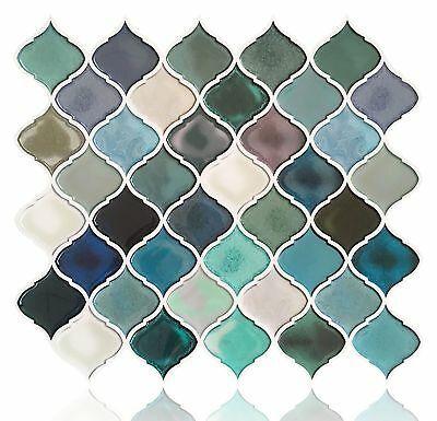 Tiles L And Stick Tile Backsplash