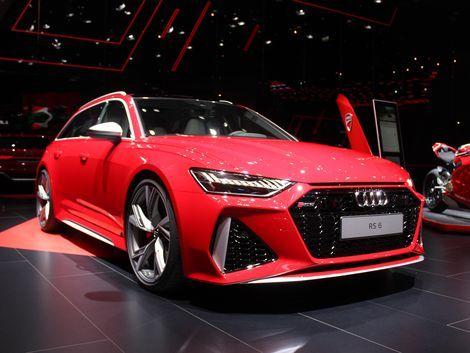 2020 Audi Rs6 Avant Bows At Frankfurt With 592 Hp 190 Mph Top Speed Audi Rs6 Audi Wagon Audi