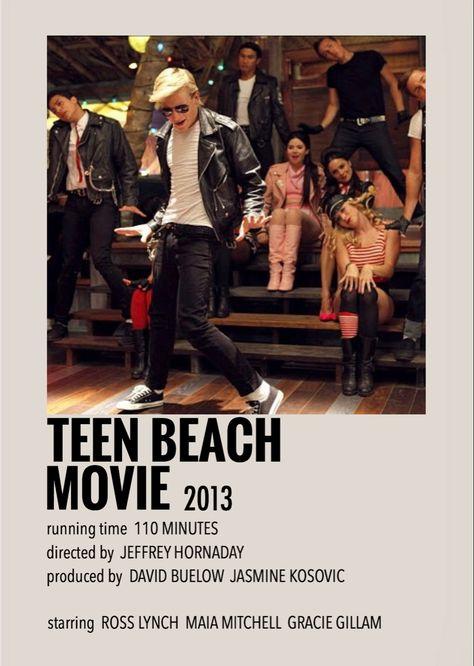 Teen beach movie by Millie