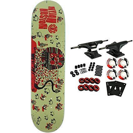 Element Skateboard Complete Nyjah Huston Spirit 8 0 Review Element Skateboards Nyjah Huston Skateboard