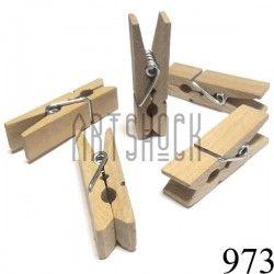Прищепки деревянные декоративные фломастеры для ткани купить в спб