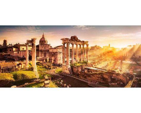 Puzzle Castorland Vista del Foro Romano de 600 Piezas