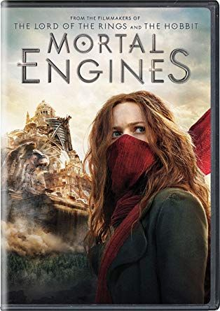 Mortal Engines Rated PG-13 | What's playing at the WPL? in 2019