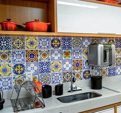 Printed Kitchen Tiles Kitchen Tiles Porcelain Tile Floor Kitchen Kitchen Tiles Design
