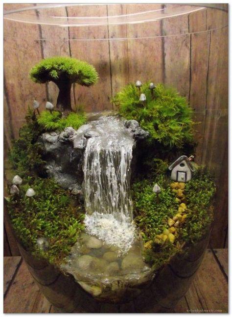 50 Magical And Best Plants DIY Fairy Garden Ideas 47 | Mini ...