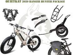 2020 Quietkat Ranger Hunter Package In 2020 Pannier Bag Ranger Types Of Hunting